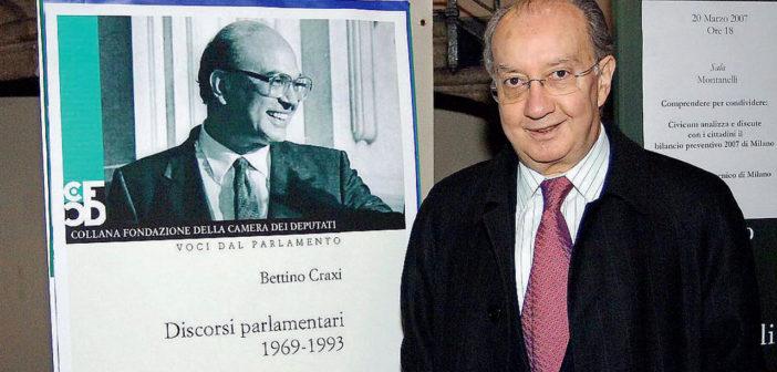 """Carlo Tognoli e Milano, quando la città meneghina non fu soltanto """"da bere"""""""