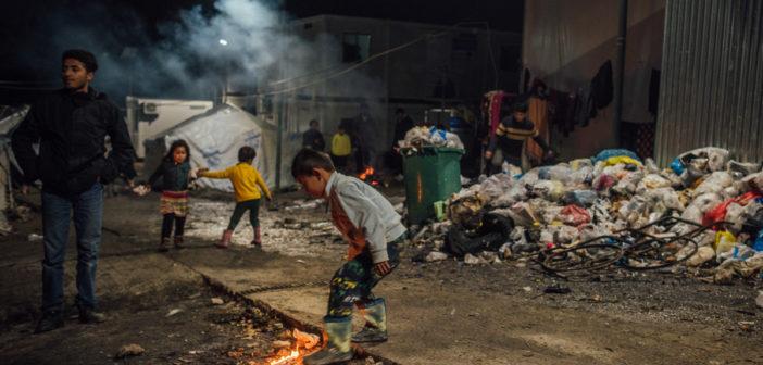 Cristo si è fermato a Lesbo: shame on you Europe, vergognati Europa