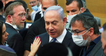 "Tramonta in Israele la stella del ""crime minister"" Benjamin 'Bibi' Netanyahu"